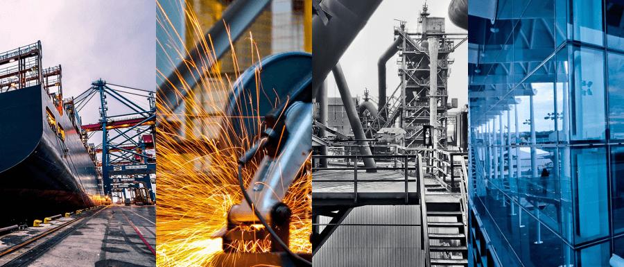 Atendemos diferentes industrias manufactureras